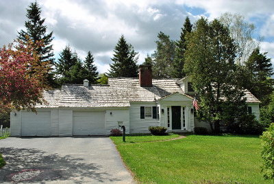 Lake Placid Single Family Home For Sale: 59 Cobble Hill Road