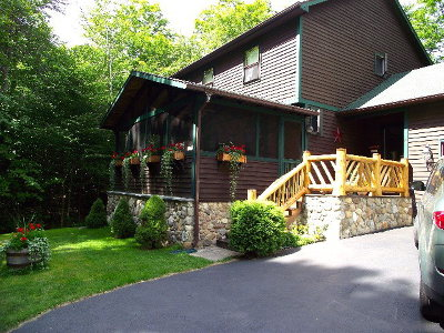 Single Family Home For Sale: 181 Whiteface Inn Lane
