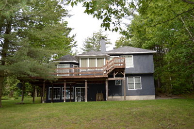 Essex County Single Family Home For Sale: 122 Water Edge