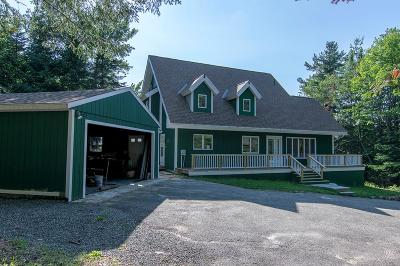 Elizabethtown, Jay, Keene, Keene Valley, Lake Placid, Saranac Lake, Westport, Wilmington, Loon Lake, Rainbow Lake, Tupper Lake Single Family Home For Sale: 88 Evans Road