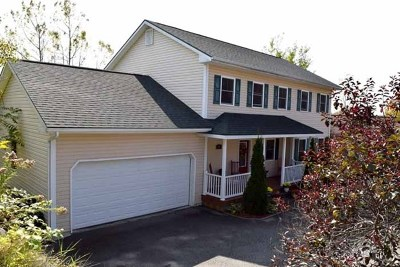 Lake Placid Single Family Home For Sale: 16 Spring Street