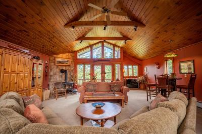 Lake Placid NY Single Family Home For Sale: $995,000