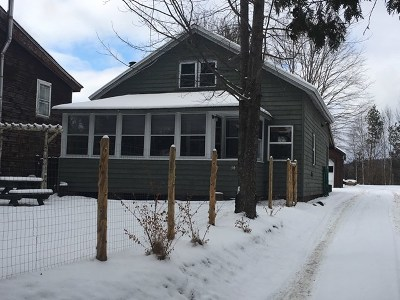 Single Family Home For Sale: 34 Edward St.