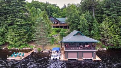 Tupper Lake NY Single Family Home For Sale: $1,995,000