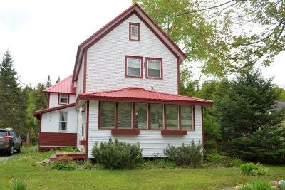 Lake Clear NY Single Family Home For Sale: $119,000
