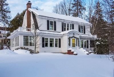 Lake Placid Single Family Home For Sale: 76 Stevens Rd