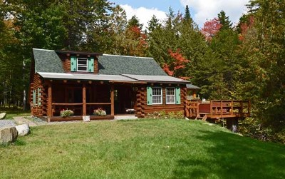 Lake Placid NY Single Family Home For Sale: $425,000