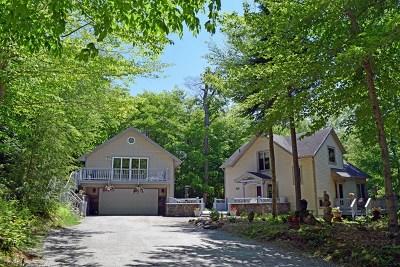 Essex County Single Family Home For Sale: 15 Wilderness Circle