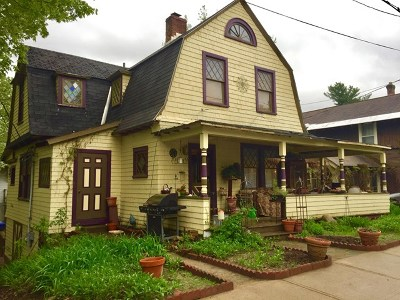 Saranac Lake Single Family Home For Sale: 86 Franklin Avenue