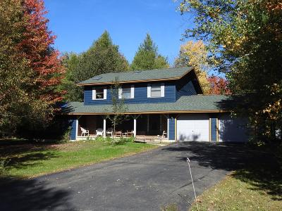 Elizabethtown, Jay, Keene, Keene Valley, Lake Placid, Saranac Lake, Westport, Wilmington, Loon Lake, Rainbow Lake, Tupper Lake Single Family Home For Sale: 8 Lalonde Ave