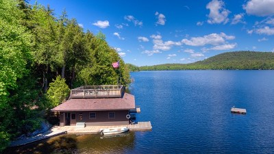 Lake Placid, Saranac Lake, Tupper Lake Single Family Home For Sale: 202 County Route 45