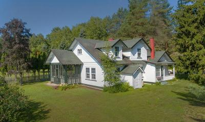 Franklin County Single Family Home For Sale: 75 Saranac Inn Lane