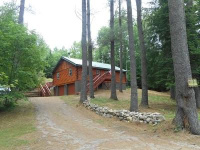 Rainbow Lake NY Single Family Home For Sale: $245,000