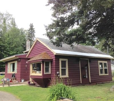 Saranac Lake NY Single Family Home For Sale: $89,900