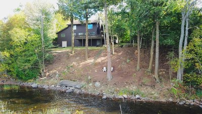 Elizabethtown, Jay, Keene, Keene Valley, Lake Placid, Westport, Wilmington, Loon Lake, Rainbow Lake, Saranac Lake, Tupper Lake Single Family Home For Sale: 26 W. Lake St
