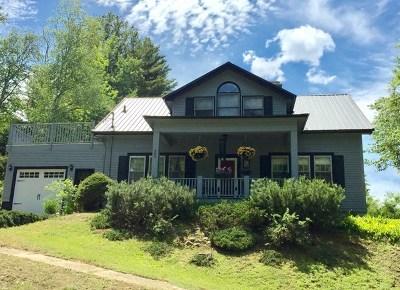 Saranac Lake NY Single Family Home For Sale: $325,000
