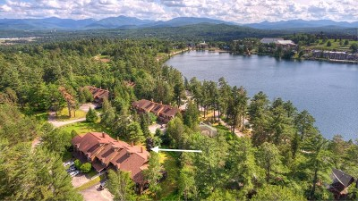 Lake Placid Condo/Townhouse For Sale: 42 Garden Way (Attached Lodge - Snowshoe 2)