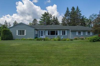 Lake Placid NY Single Family Home For Sale: $549,000