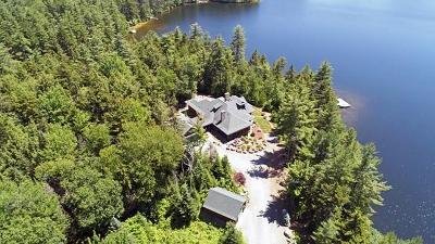 Loon Lake Single Family Home For Sale: 106 Horsehead Point Loon Lake