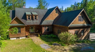 Lake Placid NY Single Family Home For Sale: $649,000
