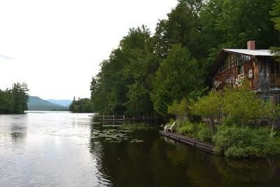 Saranac Lake NY Single Family Home For Sale: $285,000