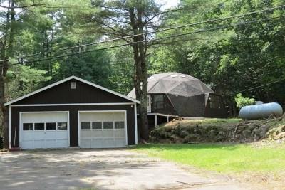 Keene NY Single Family Home For Sale: $119,000