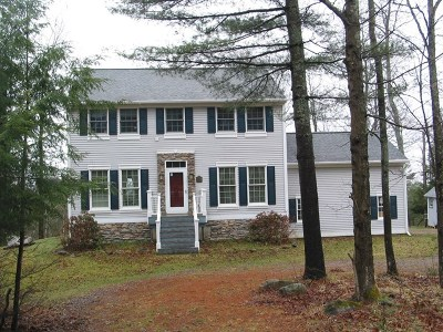 Saranac Lake NY Single Family Home For Sale: $299,500