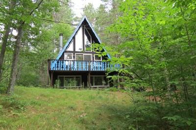 Elizabethtown, Jay, Keene, Keene Valley, Lake Placid, Saranac Lake, Westport, Wilmington, Loon Lake, Rainbow Lake, Tupper Lake Single Family Home For Sale: 32 Fawn