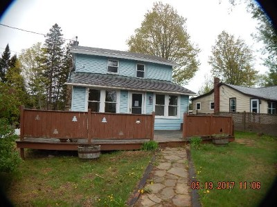 Lake Placid Single Family Home For Sale: 48 Johnson Ave