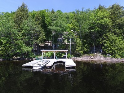 Tupper Lake NY Single Family Home For Sale: $975,000