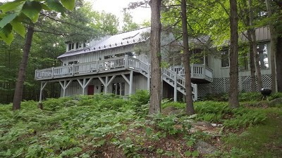 Piercefield NY Single Family Home For Sale: $495,000