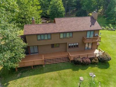 Elizabethtown, Jay, Keene, Keene Valley, Lake Placid, Saranac Lake, Westport, Wilmington, Loon Lake, Rainbow Lake, Tupper Lake Single Family Home For Sale: 216 Merriam Forge Road
