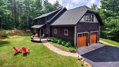 Lake Placid NY Single Family Home For Sale: $1,099,000