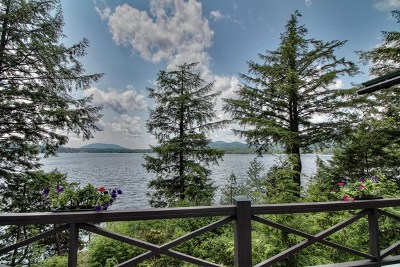 Lake Placid NY Single Family Home For Sale: $2,595,000
