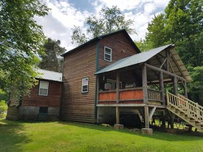Lake Clear NY Single Family Home For Sale: $165,000