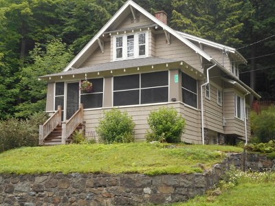 Elizabethtown, Jay, Keene, Keene Valley, Lake Placid, Saranac Lake, Westport, Wilmington, Loon Lake, Rainbow Lake, Tupper Lake Single Family Home For Sale: 143 Ampersand Avenue