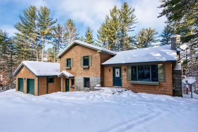 Lake Placid NY Single Family Home For Sale: $579,000