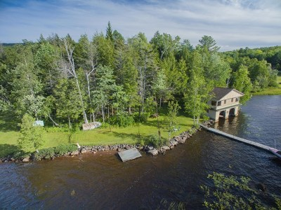 Tupper Lake NY Single Family Home For Sale: $599,000