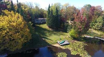 Franklin County Single Family Home For Sale: 86 West Side Road
