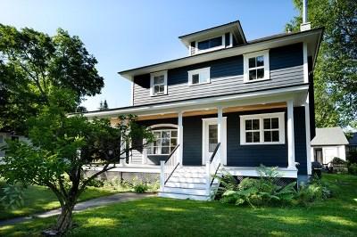 Lake Placid NY Single Family Home For Sale: $525,000