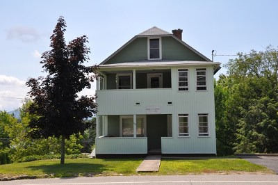 Lake Placid NY Multi Family Home For Sale: $315,000