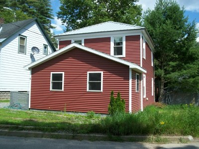 Saranac Lake Single Family Home For Sale: 9 Payeville Ln.