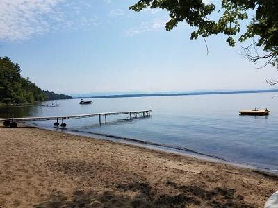 Elizabethtown, Jay, Keene, Keene Valley, Lake Placid, Saranac Lake, Westport, Wilmington, Loon Lake, Rainbow Lake, Tupper Lake Single Family Home For Sale: 222 Lakeshore Road
