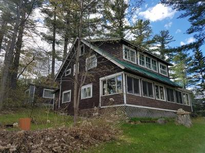 Lake Placid NY Single Family Home For Sale: $349,000