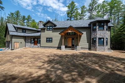 Lake Placid NY Single Family Home For Sale: $1,250,000