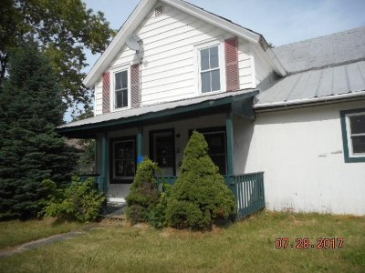 Elizabethtown, Jay, Keene, Keene Valley, Lake Placid, Saranac Lake, Westport, Wilmington, Loon Lake, Rainbow Lake, Tupper Lake Single Family Home For Sale: 7 Eagle Lane