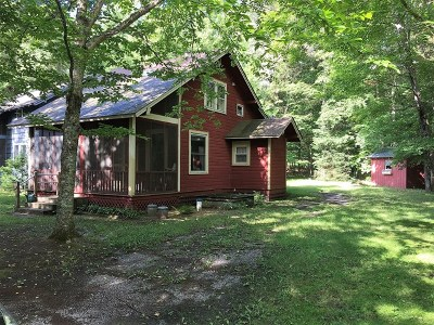 Franklin County Single Family Home For Sale: 28 Loon Over Lane