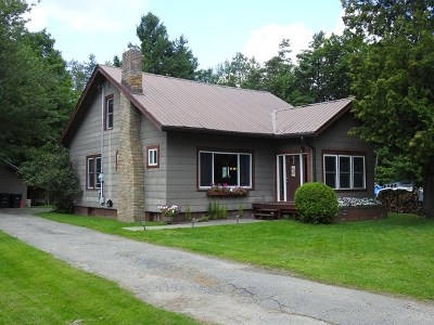 Tupper Lake NY Single Family Home For Sale: $129,900
