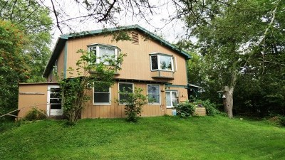 Lake Placid Single Family Home For Sale: 84 Balsam St.