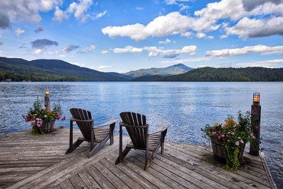 Lake Placid NY Single Family Home For Sale: $3,499,000